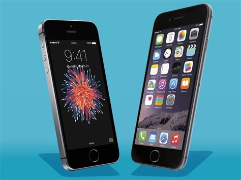should you downgrade from the iphone 6 to the iphone se stuff