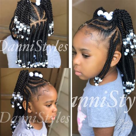 hairstyles braids little confortable cute little girl hairstyles braids about nice