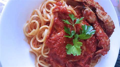 come cucinare canocchie spaghetti con le canocchie ricette bimby
