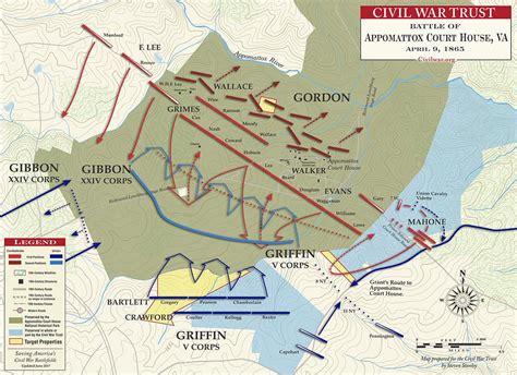battle of appomattox court house appomattox court house april 9 1865 civil war trust