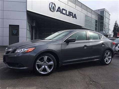 acura on brant 2014 acura ilx base w technology package grey acura