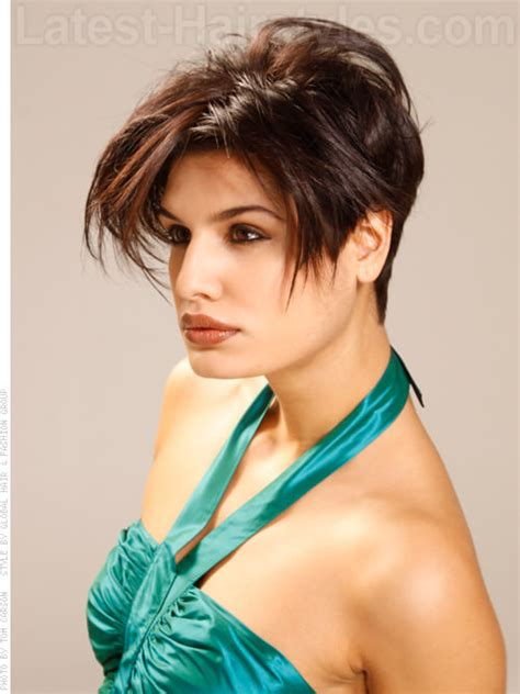 edgy haircuts with side bangs extra long pixie with long sides newhairstylesformen2014 com