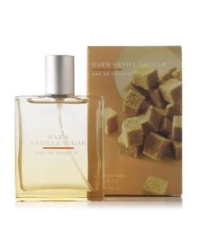 Parfum Warm Vanilla Sugar warm vanilla sugar bath and works perfume a fragrance for