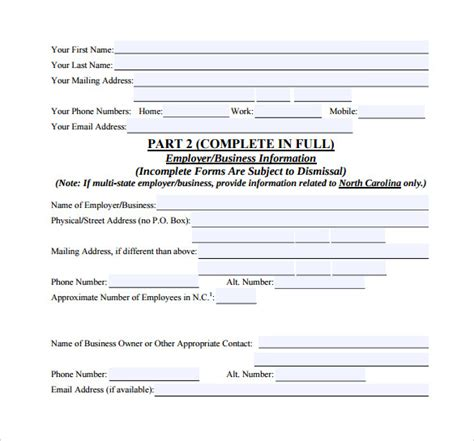 formal complaint form template sle employee complaint forms 8 free