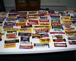 Top 50 Chocolate Bars by Favoritecandy Top 50 Candies