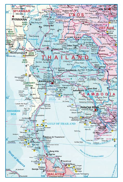 Detailed Search Detailed Map Thailand Go Search For Tips Tricks Cheats Search At Search