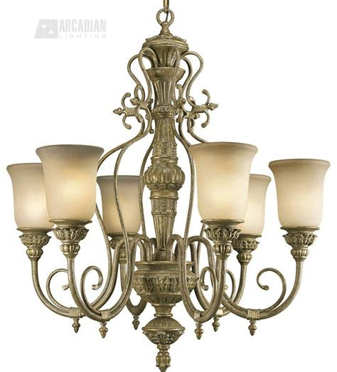 Thomasville Chandeliers Thomasville Lighting P4521 62 Barcelona Traditional 6 Light Chandelier Pg P4521 62