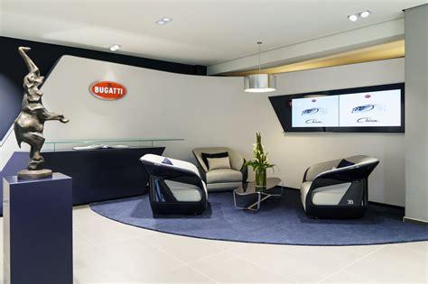 bugatti showroom bugatti opening in hamburg magazin