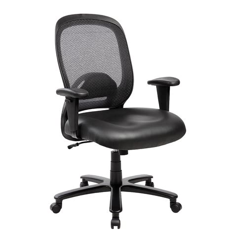 Massaging Computer Chair by Techni Mobili Comfy Big And Office Computer Chair