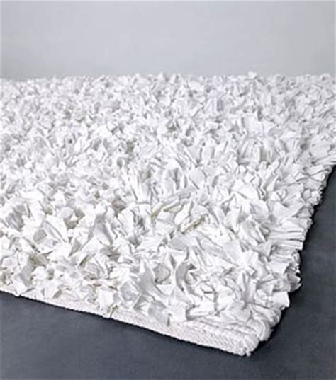 White Shaggy Rug by White Shag Rug Roselawnlutheran