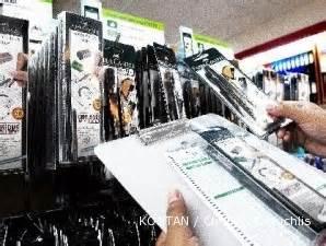 Lu Belajar Lipat pensil 2b berebut pasar pelajar saat musim ujian tiba