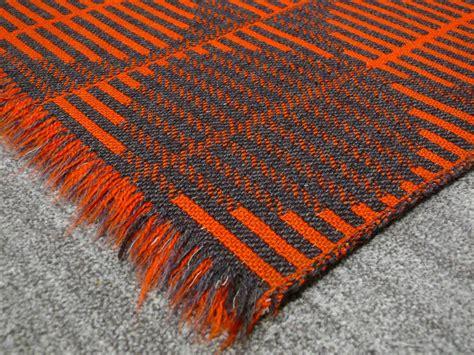 panton rug geometric area rug in the manner of verner panton at 1stdibs