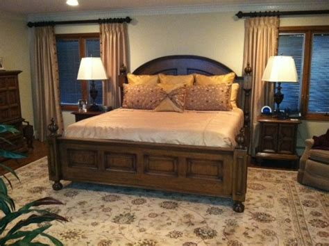 pdf diy king size bed headboard and footboard plans