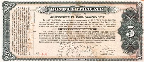 corporate bond certificate template stocks bonds and investments hickman higgins