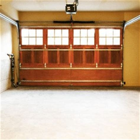cost of installing automatic garage doors free