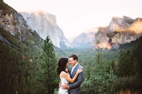 Wedding Yosemite by Ramey And Chris Yosemite Wedding Photography California