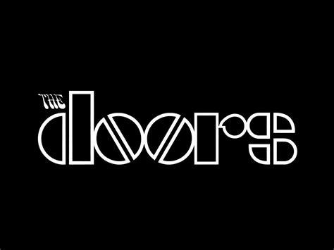 The Doors Logo the doors wallpaper classic rock wallpaper 17264081