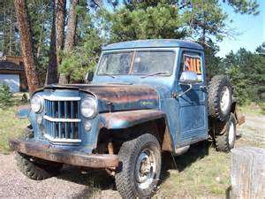 Willys Jeep Trucks For Sale Willys Jeep For Sale On Craigslist Autos Weblog