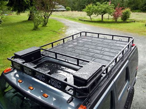 custom  roof rack build bug  vehicle roof rack jeep zj truck accessories