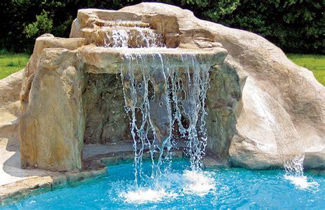 rock waterfalls for pools rock pool water falls rock waterfall 150 bhps pool