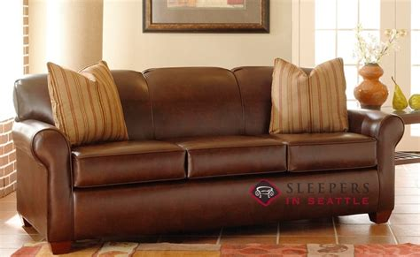 leather sofas calgary customize and personalize calgary queen leather sofa by