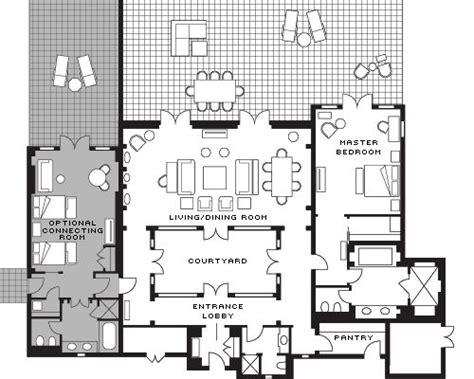 moroccan riad floor plan grand pavilion suite marrakech suites four seasons