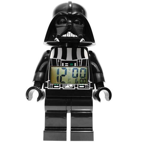 Minifigure Style Star Wars Darth Vader Digital Alarm
