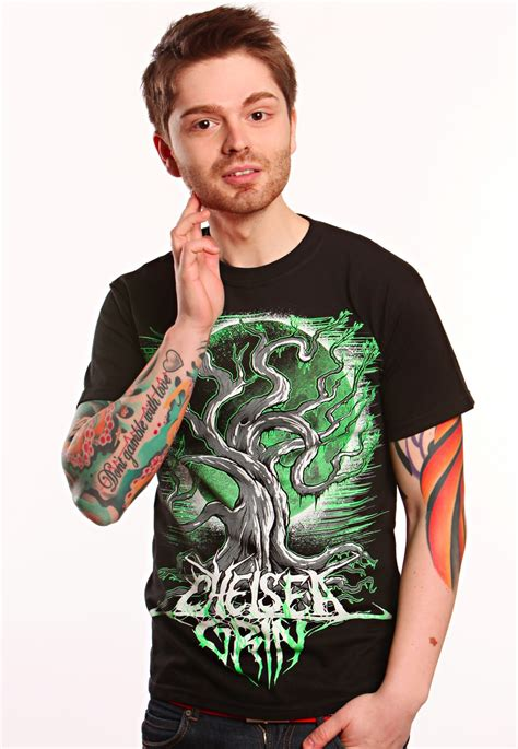 Tshirt By Chelsea Shop chelsea grin grimness t shirt official deathcore