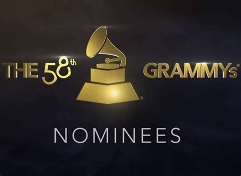 Magazines Grammy Nominations by The Weeknd Kendrick Lamar Sweep 2016 Grammy