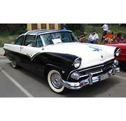1955 Ford Crown Victoria Photos