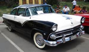 1955 ford fairlane victoria car tuning