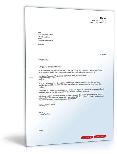 Anschreiben Bewerbung Berufseinsteiger Vorlage bewerbung ordnungsamt verlustanzeige dokumente muster
