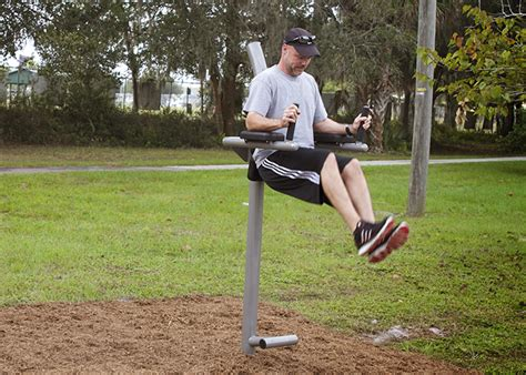 Chair Gym Exercises Captain S Chair Outdoor Fitness Parks Core Health