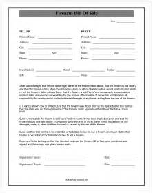 firearm bill of sale template search results for printable car bill of sale form
