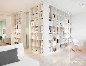 Using Bookcases As Room Dividers Customiser Ses Meubles Ikea Inspiration Cocon De