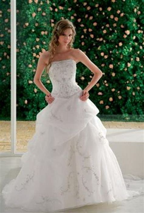 Poofy Wedding Dresses by Big Poofy Prom Dresses