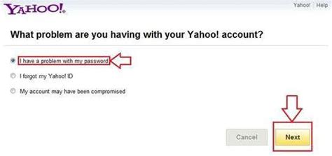 yahoo email security question forgot what to do if you forgot yahoo password and security question