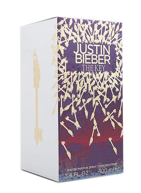 Parfum Justin Bieber The Key justin bieber the key eau de parfum kaufen