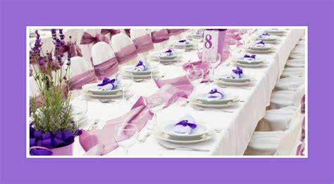 Tischdeko Hochzeit Violett by Tischdeko Hochzeit Runde Tische Tischdeko Tips