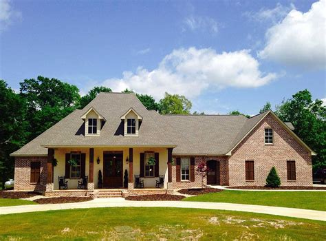 floor plans for country homes country home plan with bonus room 56352sm architectural designs house plans