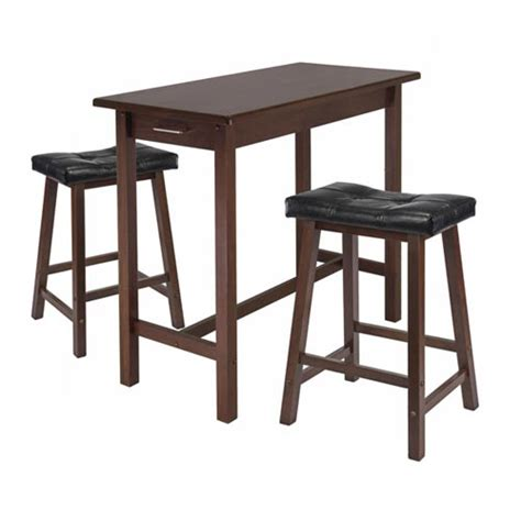 kitchen island table with stools outdoor