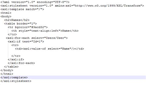 xsl stylesheet template xsl template match exle xsl template match gallery