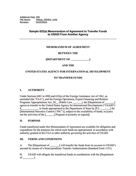 Ads Reference 306saj U S Agency For International Development Reality Show Contract Template