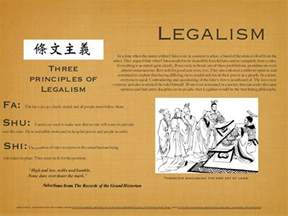 Confucianism Daoism And Legalism Essay by Confucianism And Legalism Essay