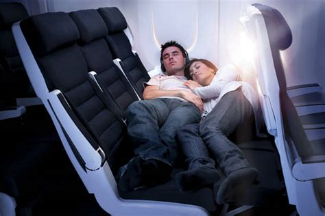 Cuddle Class Couches Come To Coach On Air New Zealand