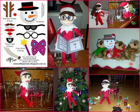 printable elf on the shelf costumes 17 best images about elf on the shelf ideas printables