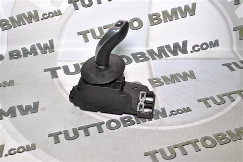 pomello cambio automatico pomello leva cambio automatico elettronico 9213651 tutto bmw
