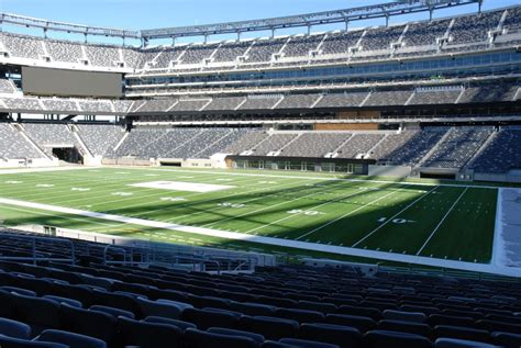 giants stadium sections panoramio photo of new meadowlands stadium section 134