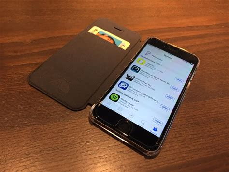 Iphone 7 4 7 Original 100ase Monocozzi Lucid Shock Protection iphone 6 wallet cases roundup page 7 macrumors forums