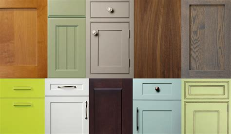 shaker kitchen cabinets door styles designs and pictures kitchen 10 most favorite kitchen cabinets door styles